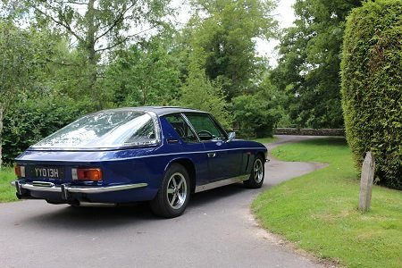 1970 JENSEN INTERCEPTOR MK2 SOLD (picture 6 of 6)