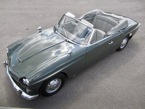 1965  Jensen CV8 Convertible (The only factory Convertible)