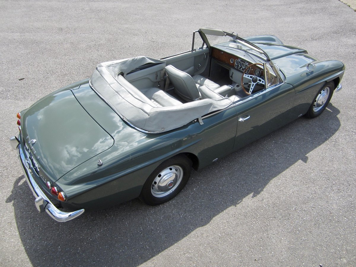 1965 Jensen CV8 Convertible (The only factory Convertible) For Sale (picture 2 of 6)
