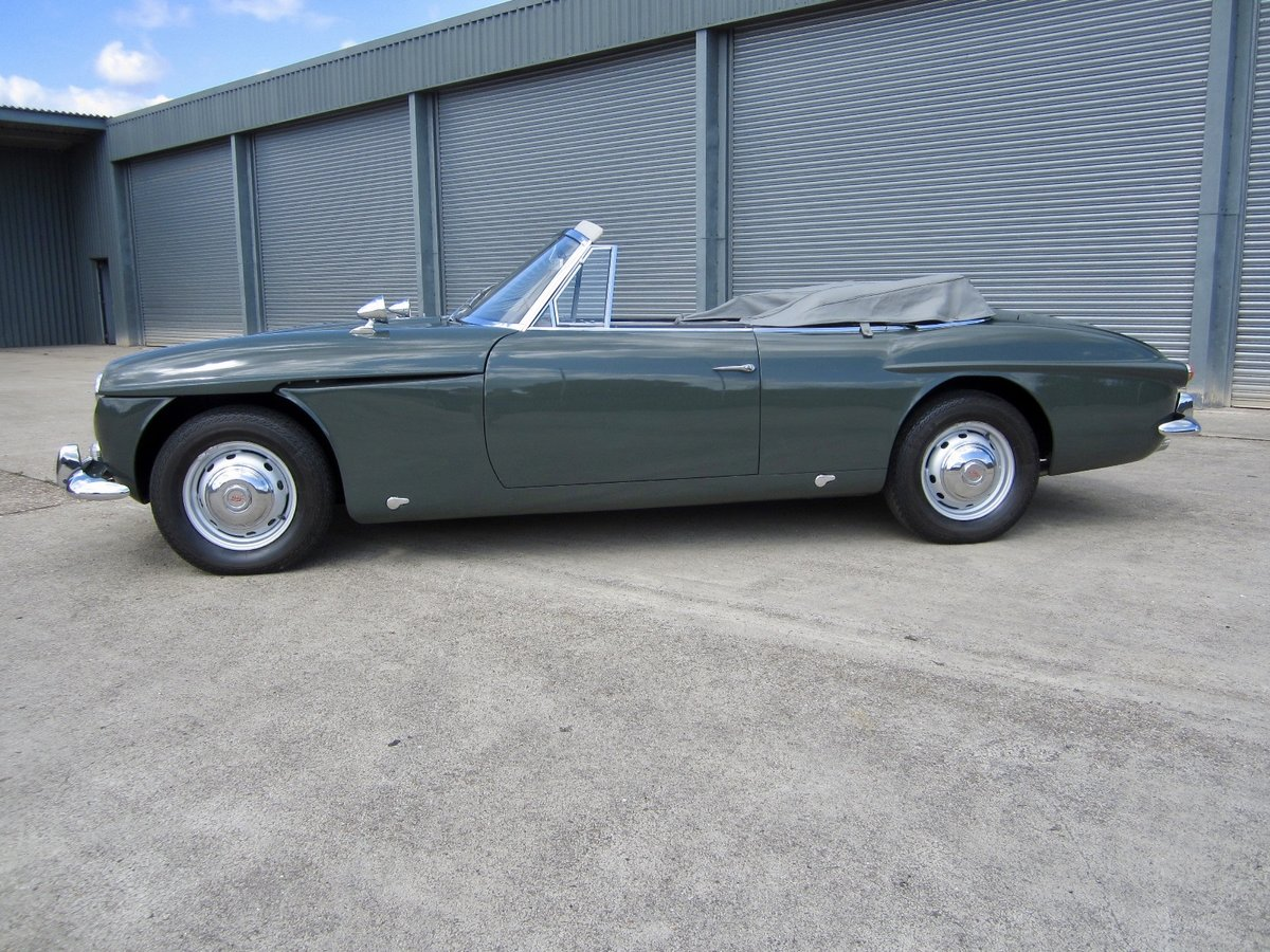1965 Jensen CV8 Convertible (The only factory Convertible) For Sale (picture 6 of 6)