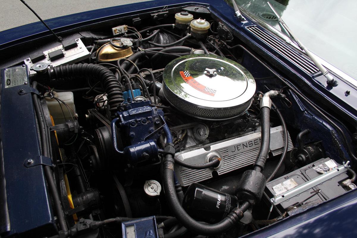 1973 Jensen Interceptor III For Sale (picture 17 of 20)