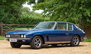 1974 JENSEN INTERCEPTOR SERIES III SPORTS SALOON For Sale by Auction