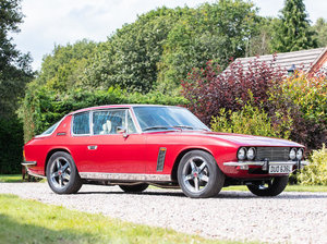 1973 JENSEN INTERCEPTOR SERIES III SPORTS SALOON For Sale by Auction