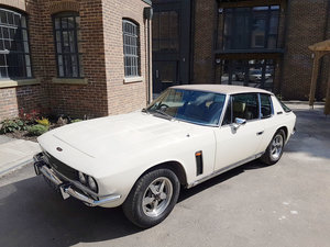1974 Jensen Interceptor Mk III 12 Sep 2019 For Sale by Auction