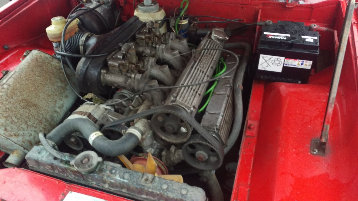 1973 Jensen Healey MK1 MOT TAX Exempt  For Sale (picture 3 of 6)