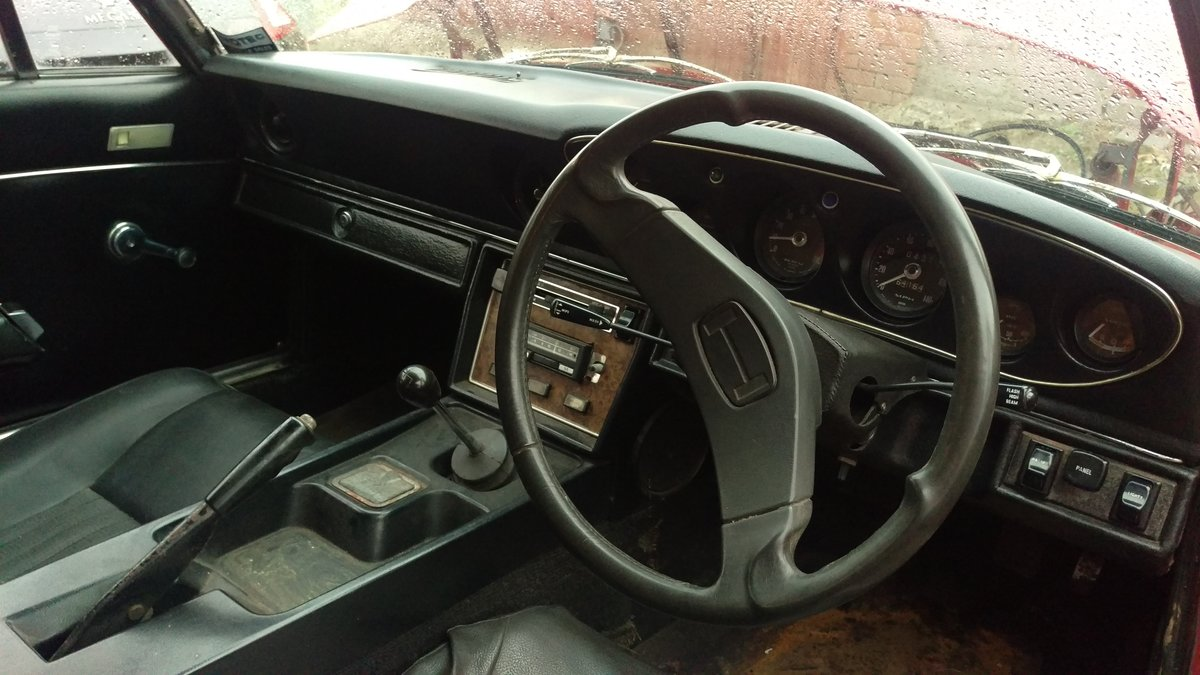 1973 Jensen Healey MK1 MOT TAX Exempt  For Sale (picture 5 of 6)