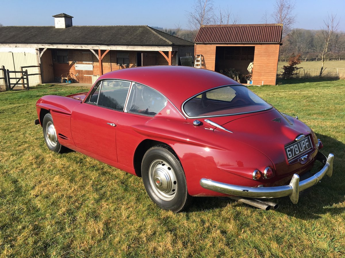 1961 Jensen 541S - Very low mileage 1 of 20 Manual/Overdrive SOLD (picture 2 of 6)