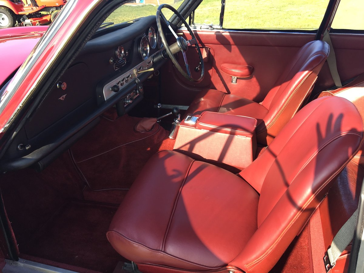 1961 Jensen 541S - Very low mileage 1 of 20 Manual/Overdrive SOLD (picture 3 of 6)