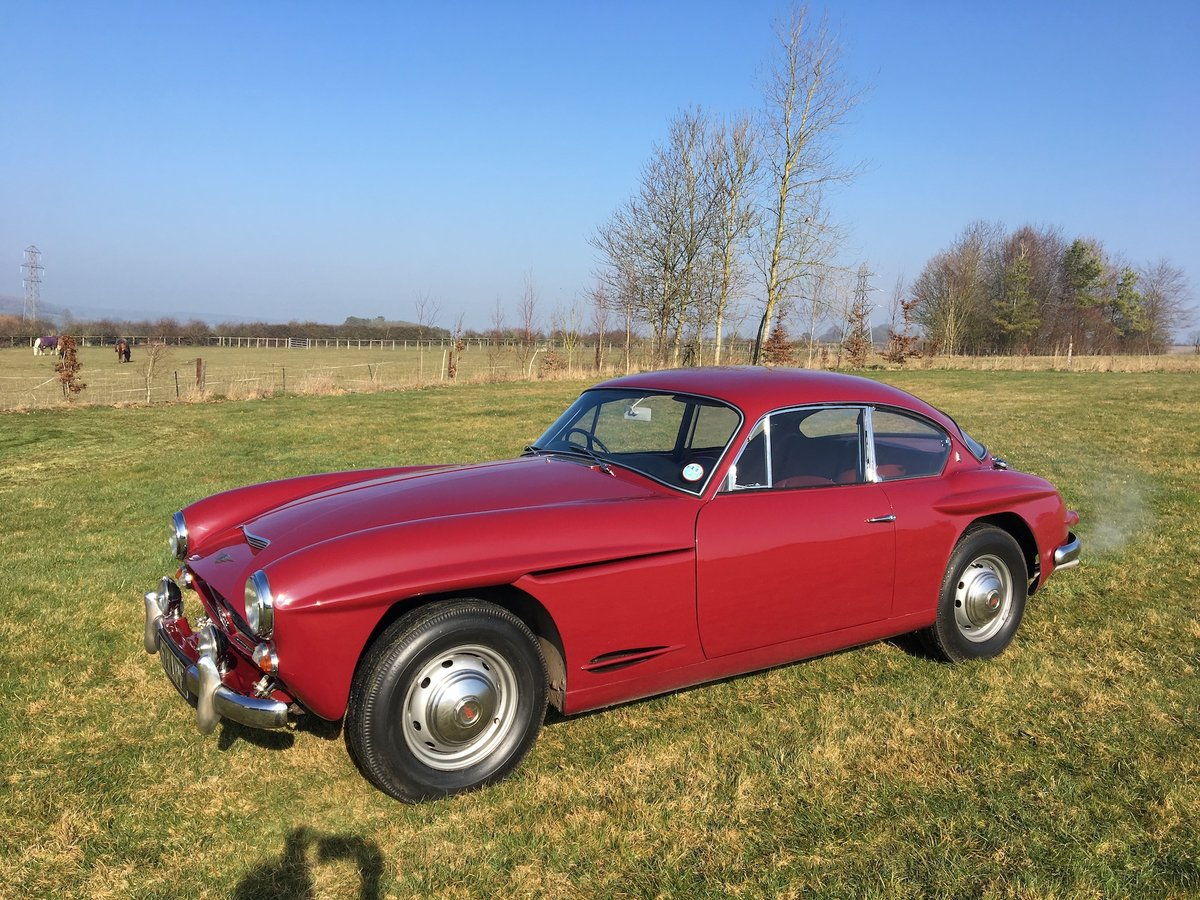 1961 Jensen 541S - Very low mileage 1 of 20 Manual/Overdrive SOLD (picture 5 of 6)