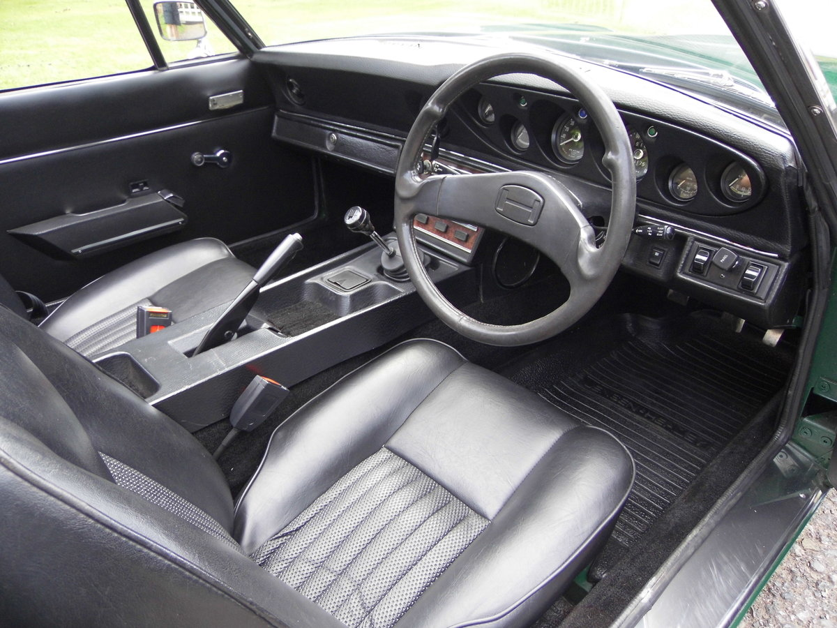1972 The first RHD Jensen Healey For Sale (picture 3 of 6)