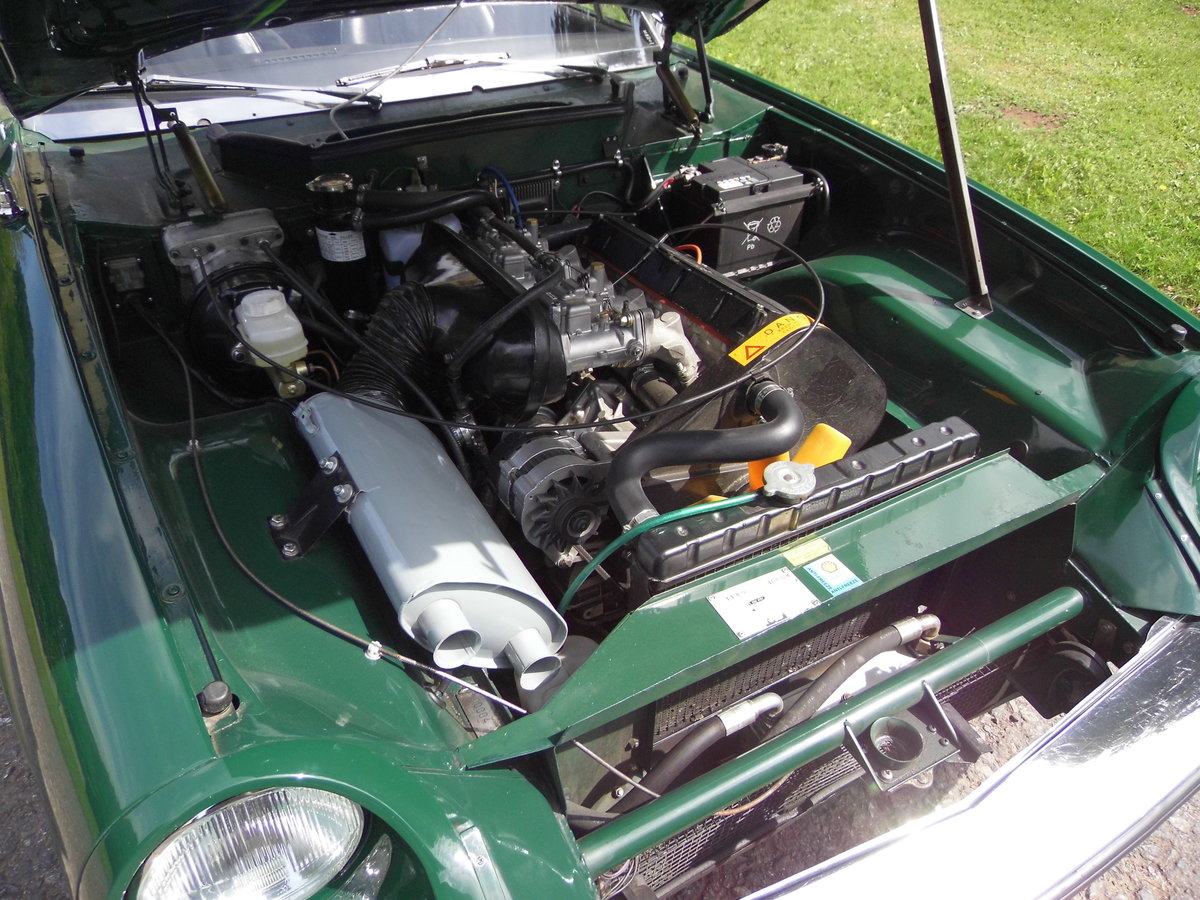 1972 The first RHD Jensen Healey For Sale (picture 4 of 6)