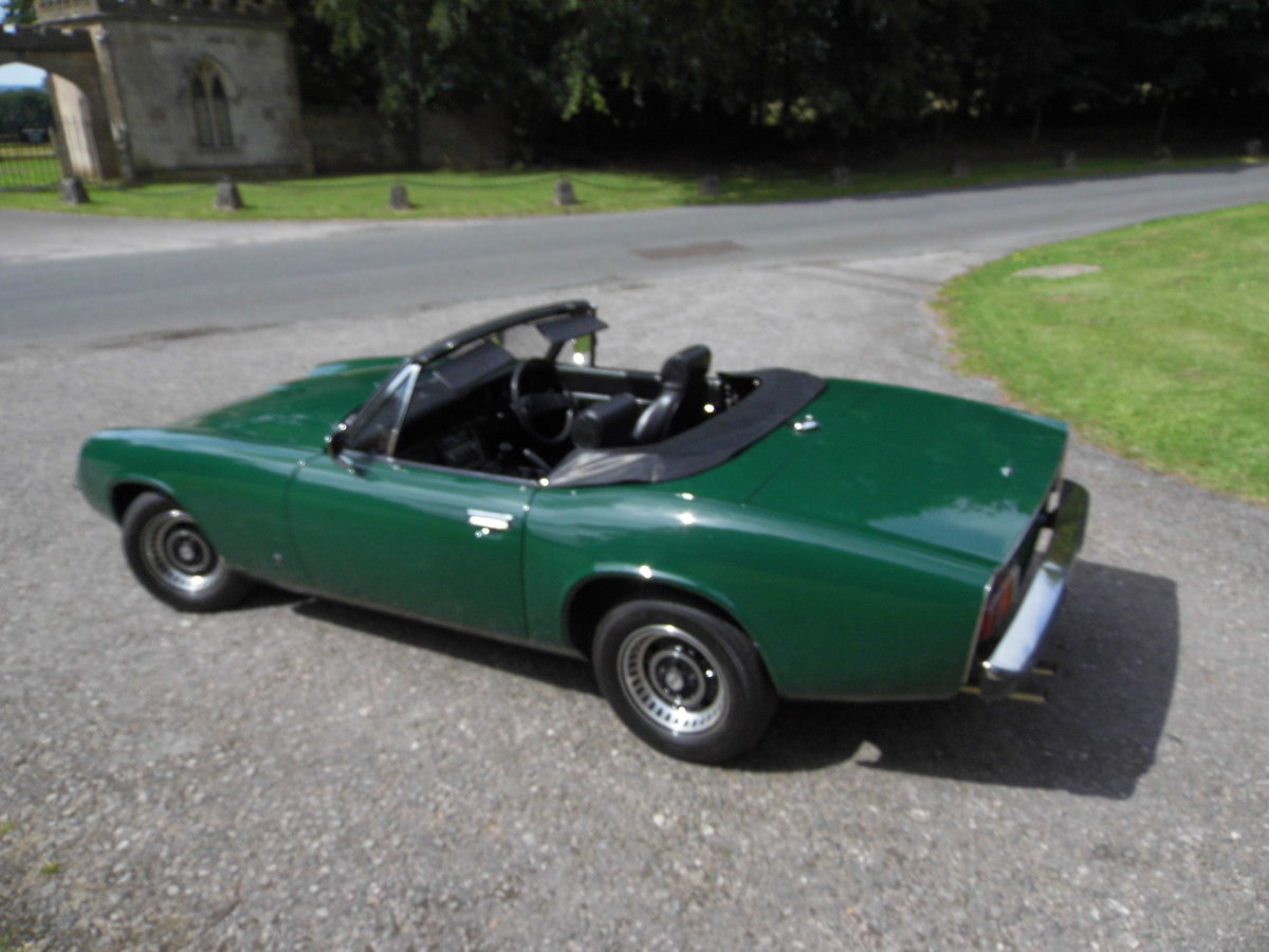 1972 The first RHD Jensen Healey For Sale (picture 5 of 6)