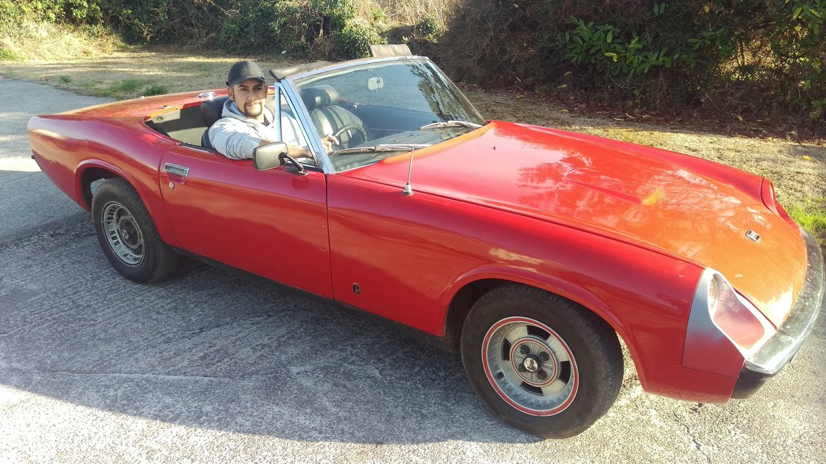 1973 Jensen Healey MK1 MOT TAX Exempt  For Sale (picture 1 of 6)