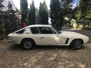Beautiful mk1 Jensen Interceptor
