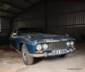 1969 Jensen FF Press Car For Sale
