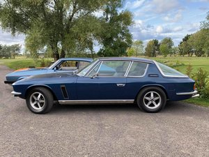 1971 Jensen Interceptor Mk3 6.3L J - Concourse,Original