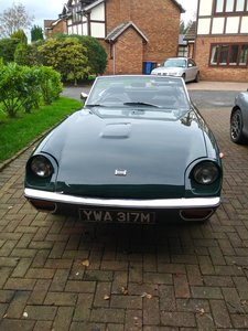 Two jensen healey £7500