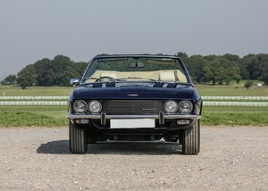 1974 Jensen Interceptor Mk. III Convertible by Touring of Mi