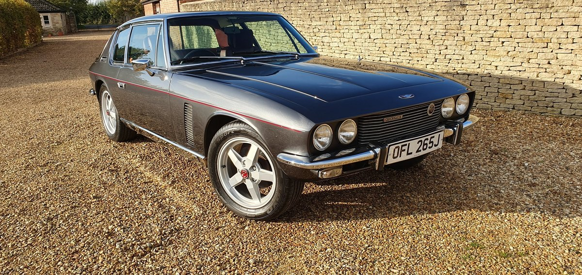 1971 Jensen Interceptor Mk II  For Sale (picture 1 of 6)