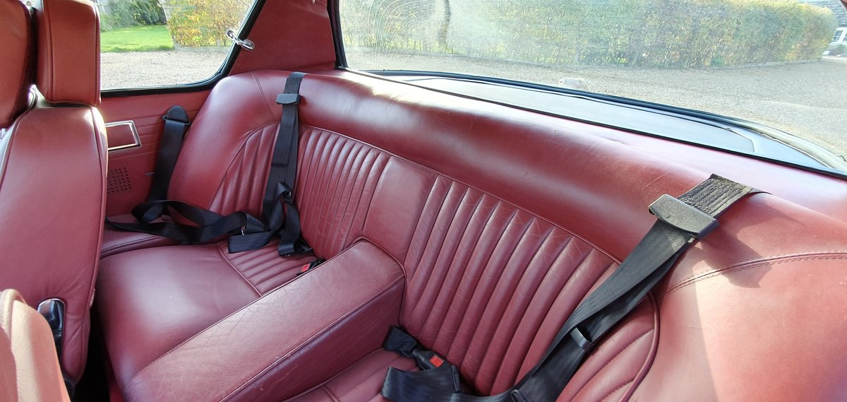 1971 Jensen Interceptor Mk II  For Sale (picture 5 of 6)