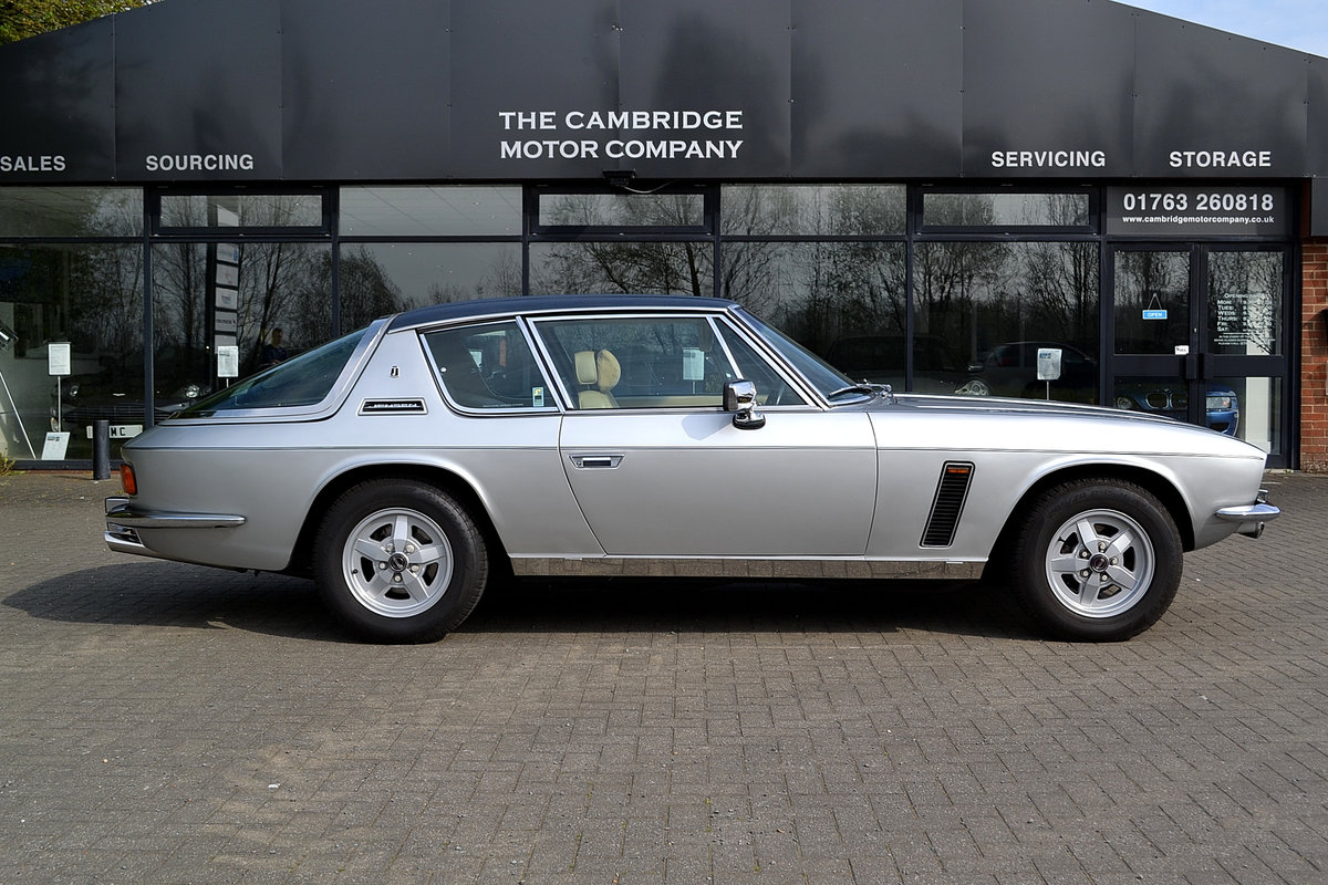 1973 Jensen interceptor iii For Sale (picture 1 of 6)