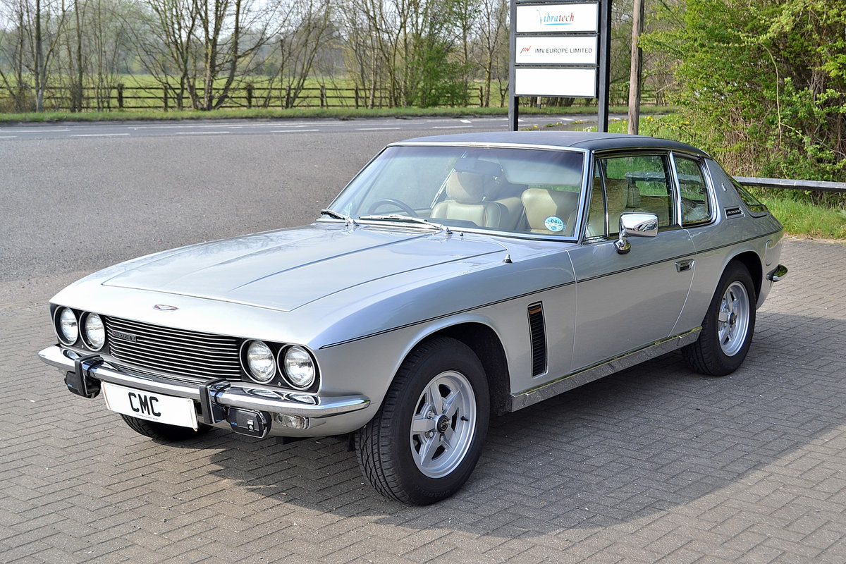 1973 Jensen interceptor iii For Sale (picture 2 of 6)