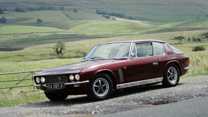 Picture of Jensen Interceptor Hire | Rent a Mk11 Jensen in Yorkshire