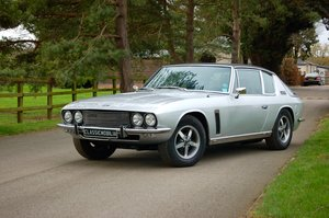 1973 Jensen Interceptor MKIII SOLD