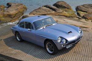 1963 Jensen CV8 MK2 Race Car For Sale