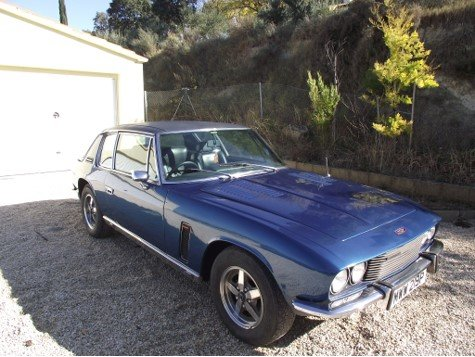 1976 Jenson Interceptor 111 Original,low miles currently in Spain For Sale (picture 1 of 6)