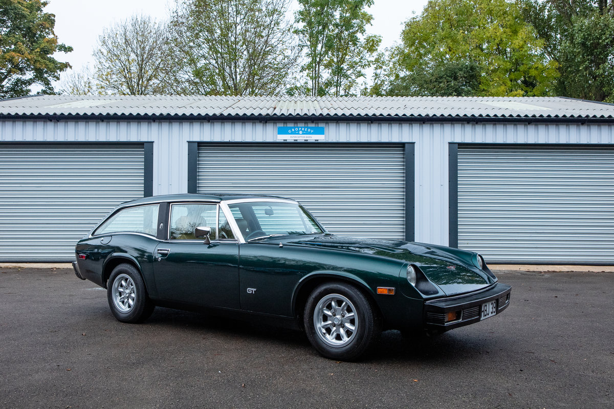 1976 Jensen GT Classic Rally/Fast Road Car For Sale (picture 6 of 6)