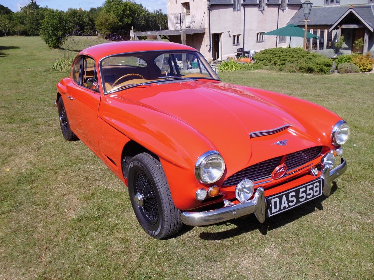 1962 Very Rare Jensen 541S For Sale (picture 2 of 6)