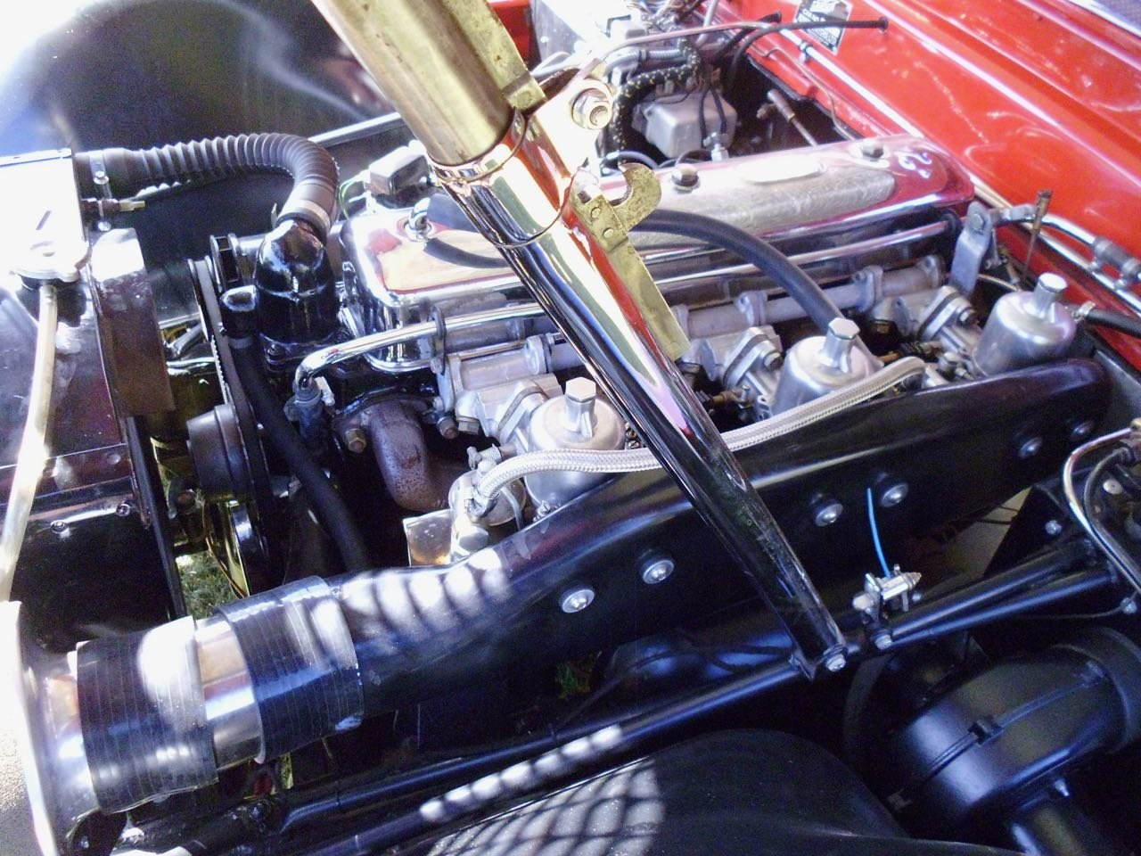 1962 Very Rare Jensen 541S For Sale (picture 3 of 6)
