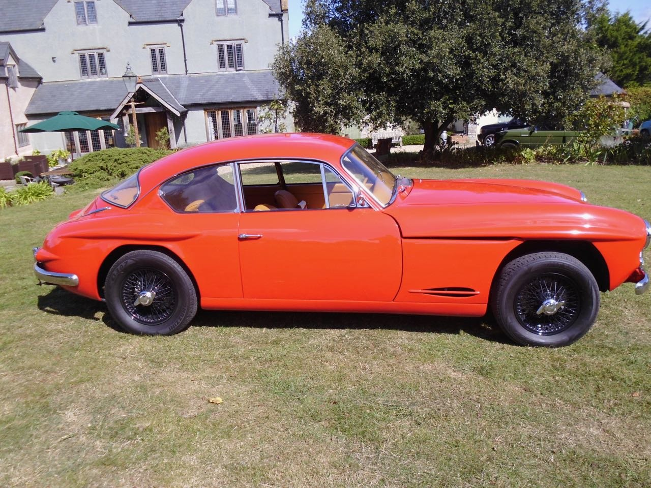 1962 Very Rare Jensen 541S For Sale (picture 5 of 6)