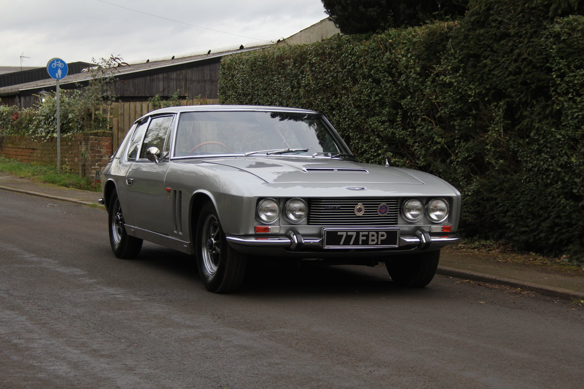 1967 Jensen FF Vignale MkI, One of eight remaining For Sale (picture 1 of 23)
