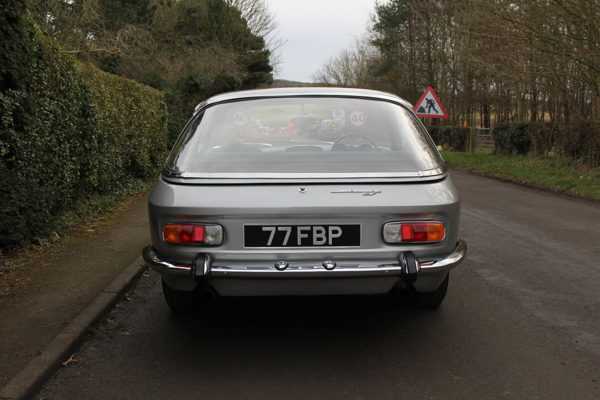 1967 Jensen FF Vignale MkI, One of eight remaining For Sale (picture 5 of 23)