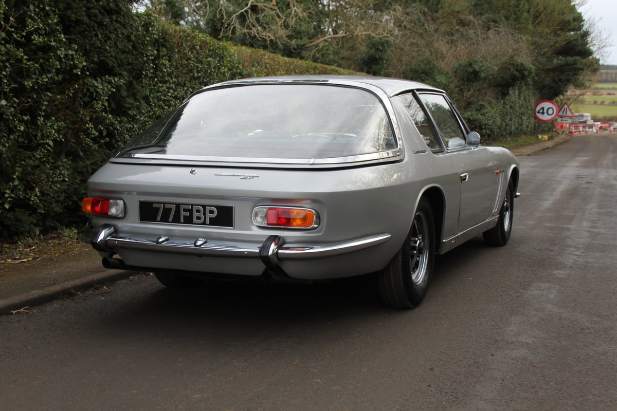 1967 Jensen FF Vignale MkI, One of eight remaining For Sale (picture 6 of 23)