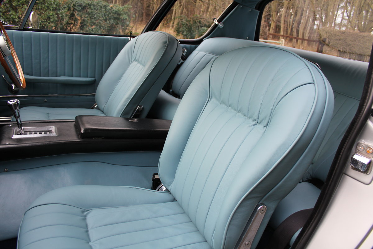 1967 Jensen FF Vignale MkI, One of eight remaining For Sale (picture 12 of 23)