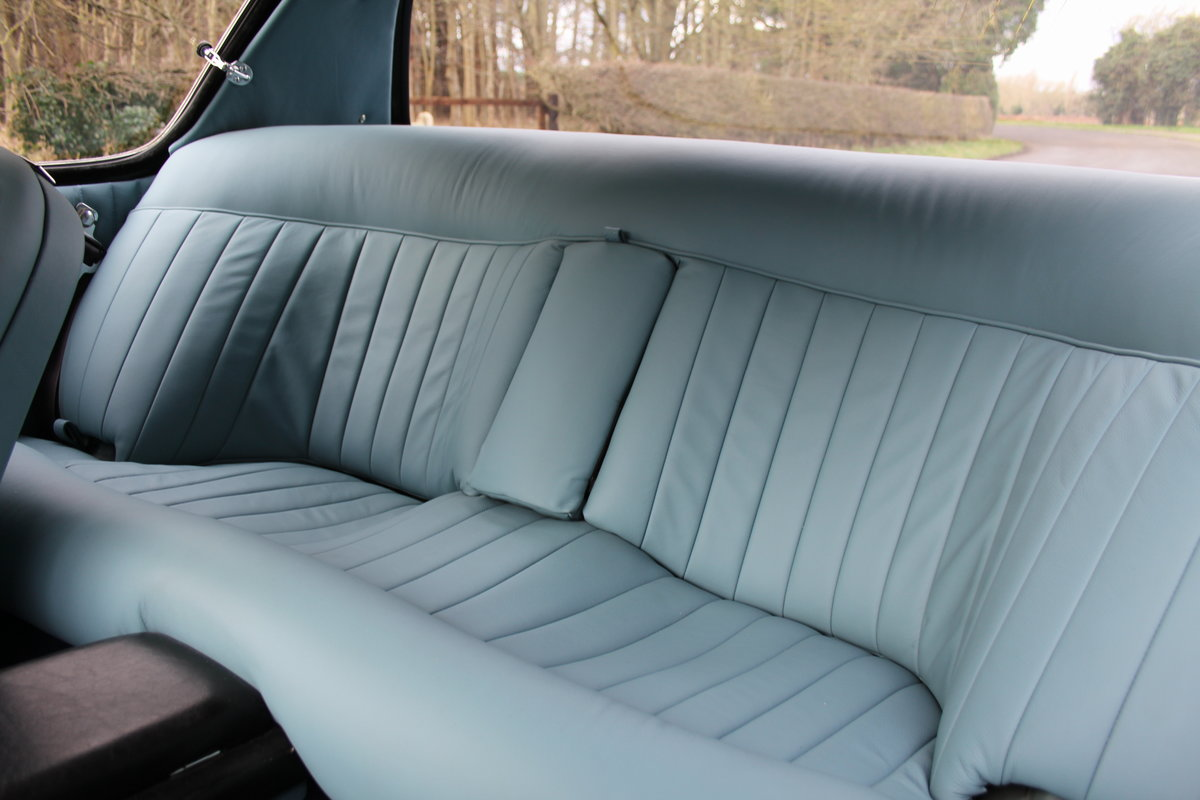 1967 Jensen FF Vignale MkI, One of eight remaining For Sale (picture 13 of 23)