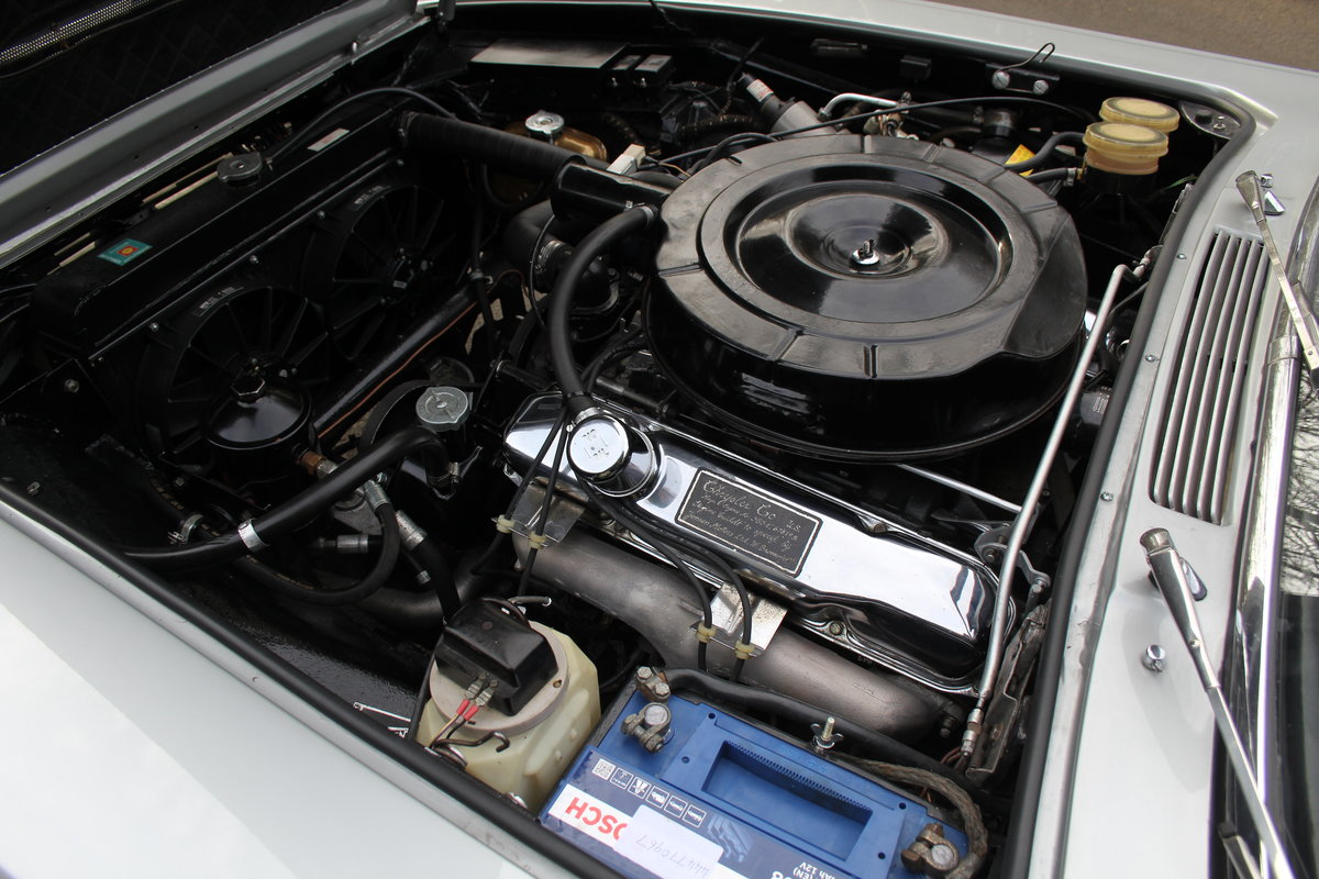 1967 Jensen FF Vignale MkI, One of eight remaining For Sale (picture 20 of 23)