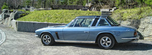 Jensen Coupe 1976 - One of the last Jensen produce