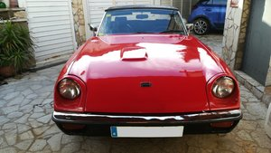 1973 LHD - Jensen Healey, 1 of 4 sold new in Spain.
