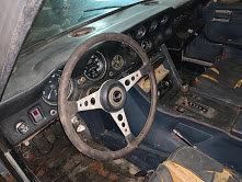 1971 Jensen Interceptor = Project Rare Ice Blue Cali $16.5k For Sale (picture 4 of 6)