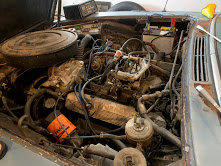1971 Jensen Interceptor = Project Rare Ice Blue Cali $16.5k For Sale (picture 5 of 6)