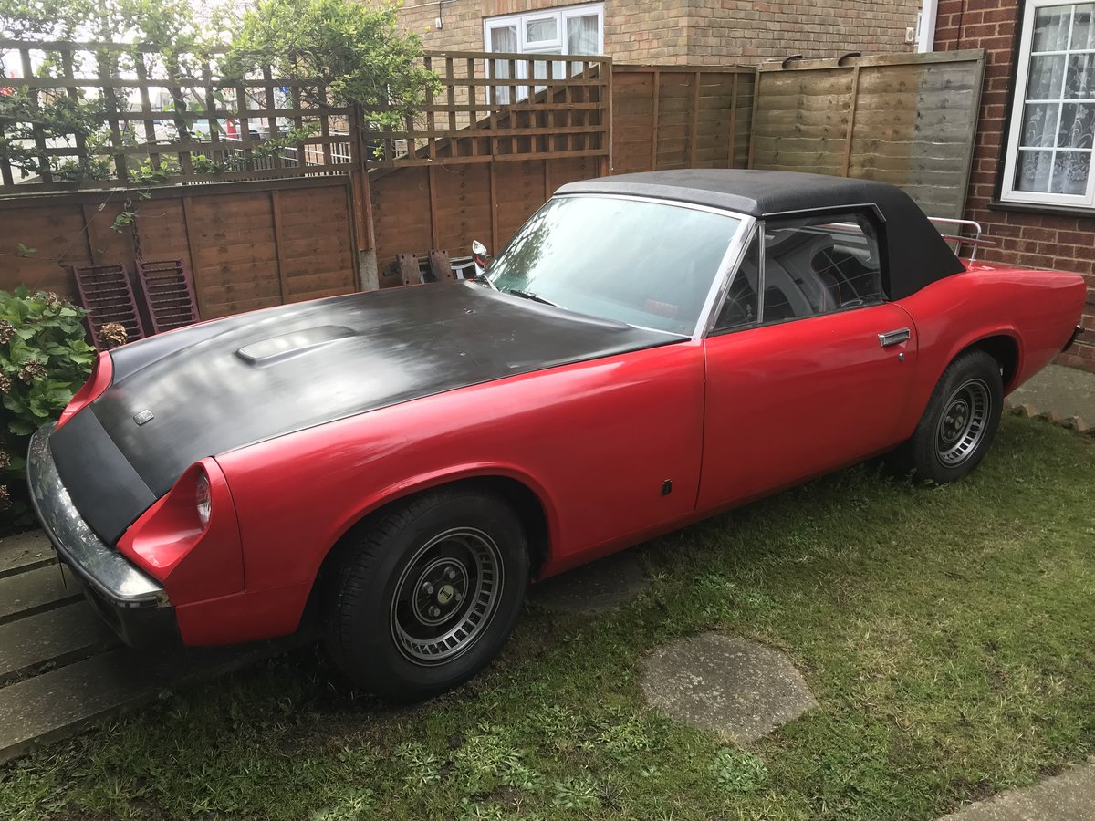 1973 Jensen Healey For Sale (picture 1 of 6)
