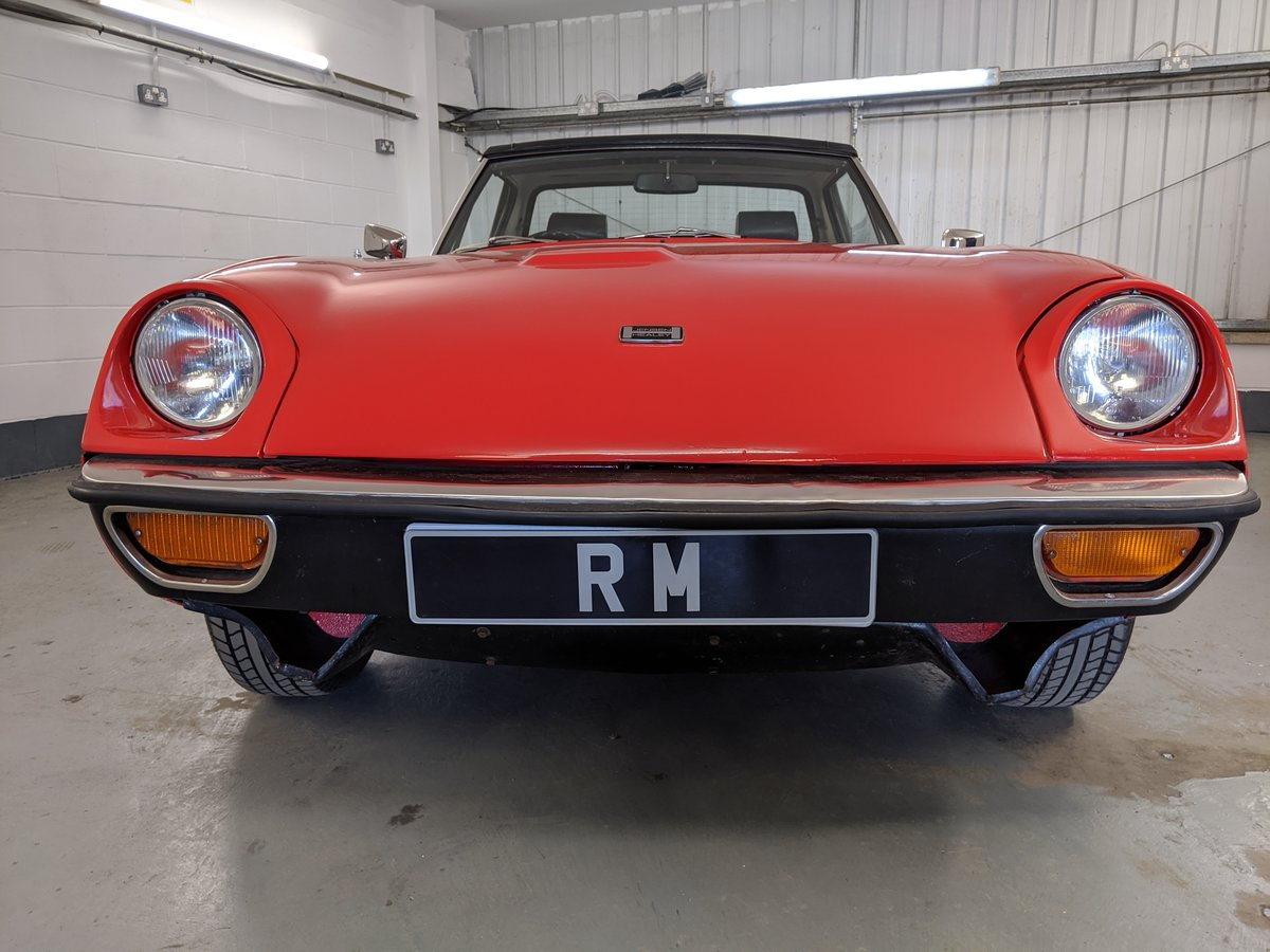 1974 Jensen-Healey (WANTED CLASSIC CARS) SOLD (picture 2 of 6)