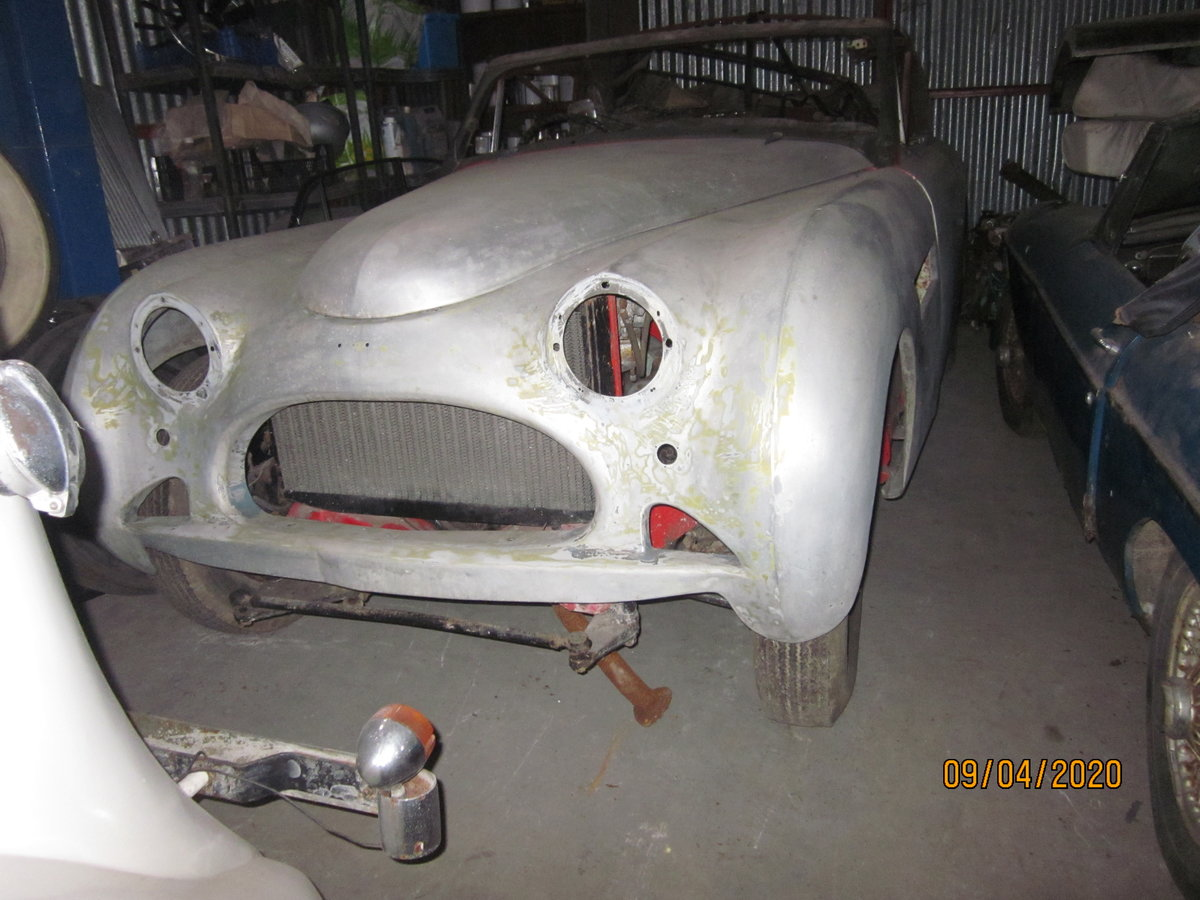 Jensen Intercepter 1955 6 cylinder 4lt For Sale (picture 2 of 6)