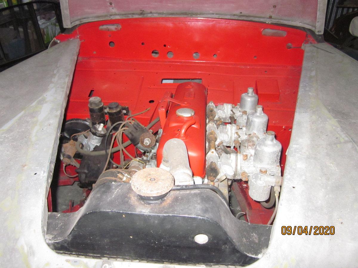 Jensen Intercepter 1955 6 cylinder 4lt For Sale (picture 3 of 6)