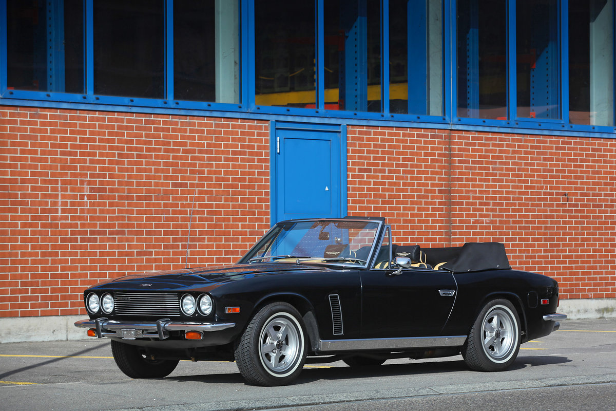 1974 One of only 456 original Jensen Interceptor dropheads For Sale (picture 1 of 6)