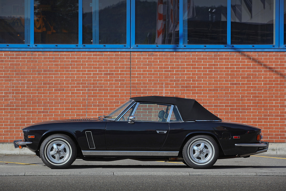 1974 One of only 456 original Jensen Interceptor dropheads For Sale (picture 4 of 6)